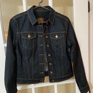 Like new Burberry denim jacket